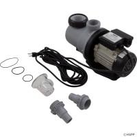 Pump, GAME SandPRO,0.5hp,115v,1-Spd,w/Hose Adaptors,Nema Crd (1)
