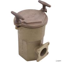"Trap Body, Val-Pak AquaFlo A Series, 0.33-2.0hp, 5"" x 2"" brn"