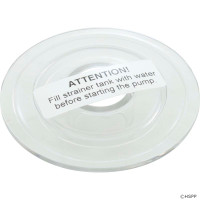 Lid, Speck A91, Clear