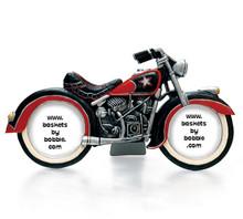 Motorcycle Photo Frame