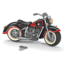 Motorcycle (HOG) Piggy Bank