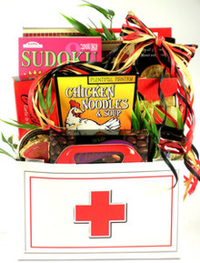 House Calls, Get Well Gift Basket