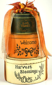 Harvest Blessings Gift Box