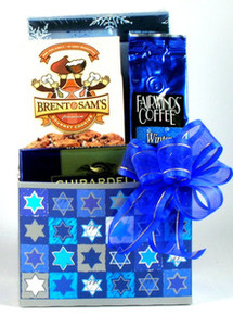 Happy Hanukkah, Gift Basket