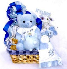 First Moments, Baby Gift Basket