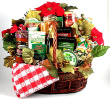 Deluxe Family Christmas Basket