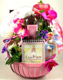 Dear Mom, Gift Basket For Mom