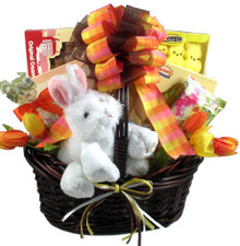 Bunny Business, Gift Basket For Easter