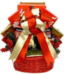 Chocolate Madness Holiday Gift Basket