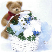 Bundle of Joy - Baby Gift Basket