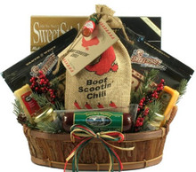 Campfire Christmas, Holiday Gift Basket