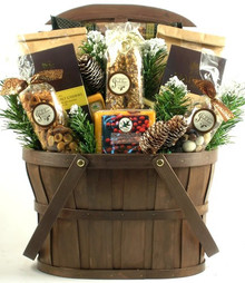 A Rocky Mountain Christmas, Holiday Gift Basket
