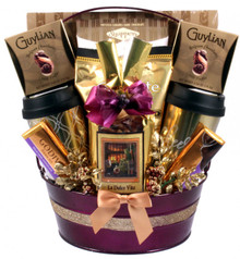 The Good Life, Luxury Sweets Gift Basket