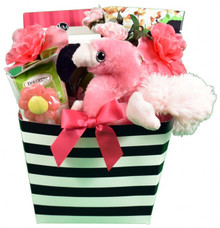 A Perfect Paradise, Tropical Gift Basket