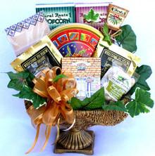 Welcome Home, Housewarming Gift Basket