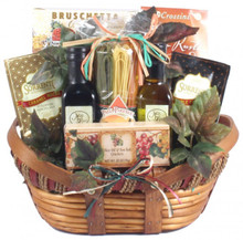The Vineyard, Gourmet Italian Gift Basket