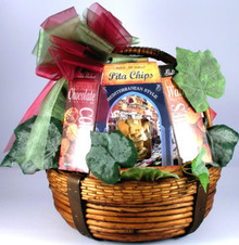 The Kosher Gourmet, Gift Basket