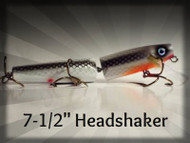 "7-1/2"" Headshaker"
