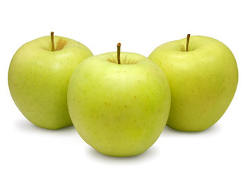 Apple Golden Delicious 4Pcs