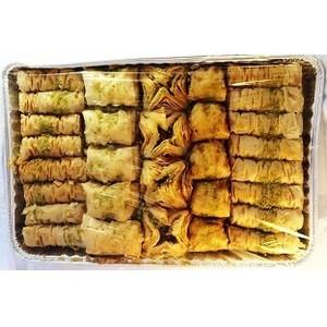 Baklava, Assorted type (30 PCs) - Shamsane Bakery