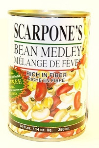 Bean Medley 14 OZ (400 gr) - SCARPONE'S