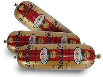 Beef Mortadella with Pistachios 450 gr (Halal)- Nema
