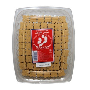 Chickpea Cookie, (15 Oz) - Fard