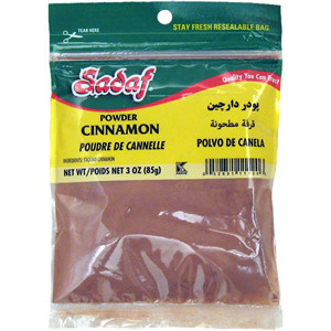 Cinnamon Ground (3 oz) - Sadaf