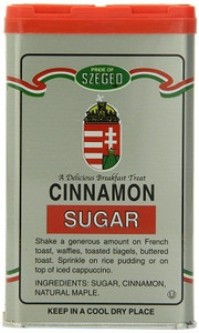 Cinnamon Sugar(8 OZ) - SZEGEO