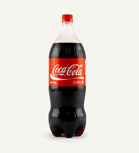 Coca Cola (2 Liter Bottle)