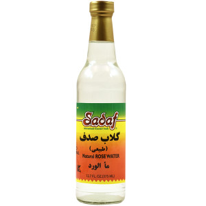 Distilled Rose Water 10 oz. - Sadaf