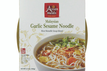 Garlic Sesame Noodle (105 g) - Asian meals