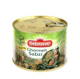 Ghormeh Sabzi Stew (450 gr) - Sibone