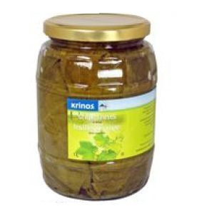 Grape Leaves Jar 1l Krinos Dizin Online Store