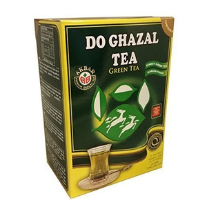 Green Tea (500 gr) - Do Ghazal