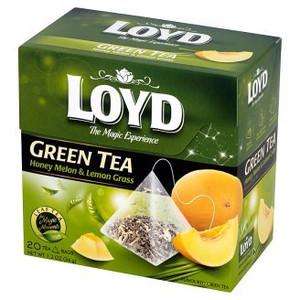 Green Tea with honey Melon & Lemon Grass- LOYD