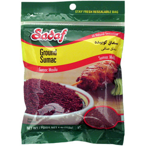 Ground Sumac 4 oz. - Sadaf