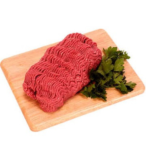 Halal Extra Lean Ground Beef - 1 kg (95% lean meat / 5% fat)