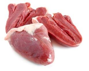 Halal Lamb Heart 0.5 kg