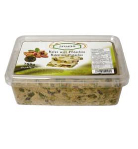 Halva with Extra Pistachios (700 g) - Jasmine