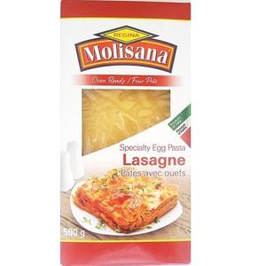 Lasagne , Speciality Egg Pasta 500 gr - Molisana