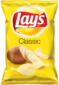 Lay's (Classic Potato Chips) 255 gr