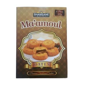 Ma'amoul (Dates Cookies) (8 Pcs - 400 gr) - Shamsane Bakery