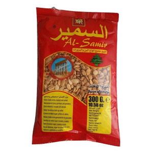 Roasted and Salted Melon Seed (Extra) 300g - Al Samir