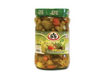 Mix Vegetable Pickled 1475 gr -1&1
