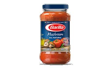 Mushroom Pasta Sauce 650gr - BARILLA