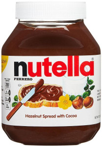 Nutella Chocolate Hazelnut Spread 950g