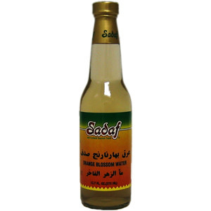 Orange Blossom Water (375 ml) - Sadaf
