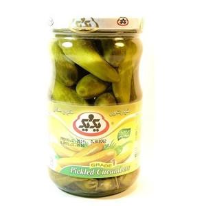 Pickled Cucumber (Grade 1) 670gr - 1&1