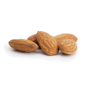 Nonpareil  Raw Almonds 1/2 lb